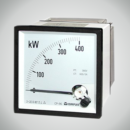 Analog Power Meter