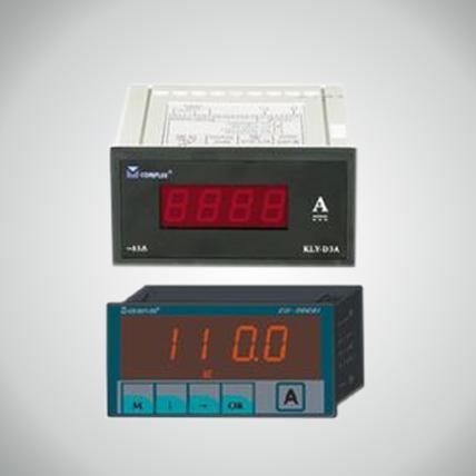 Rectangular Digital meters