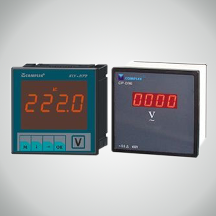 Square Type Digital meter