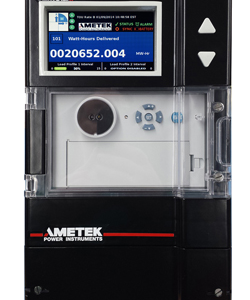 JEMStar ll IEC High Accuracy Revenue Meter