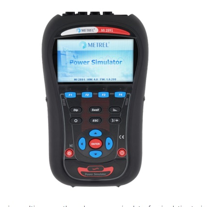 MI 2891 Power Simulator