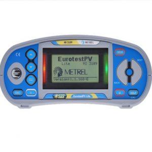MI 3109 EurotestPV Lite