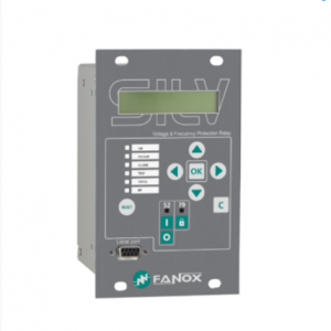 SIL-V Voltage & Frequency Protection Relay