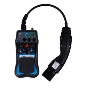 electric vehicle charger tester